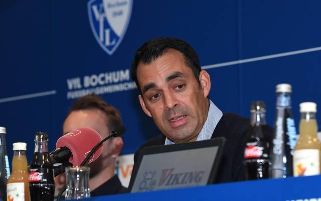 Robin Dutt übernimmt überraschend das Traineramt beim VfL Bochum