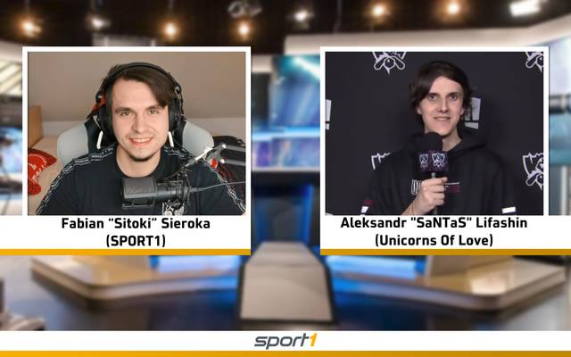 League of Legends Worlds 2020: Interview mit SaNTaS von Unicorns Of Love