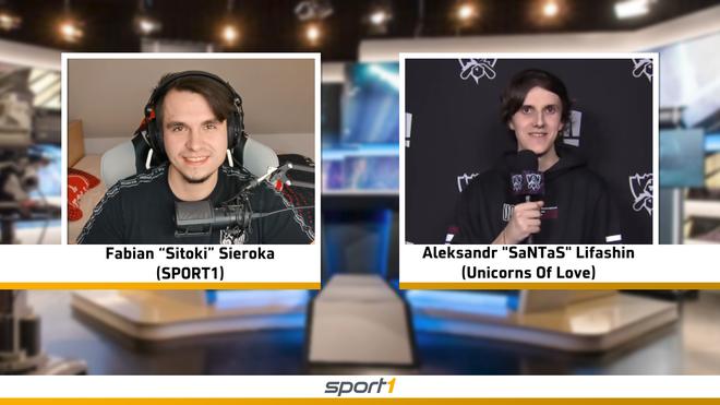 League of Legends Worlds 2020: Interview mit SaNTaS von Unicorns Of Love
