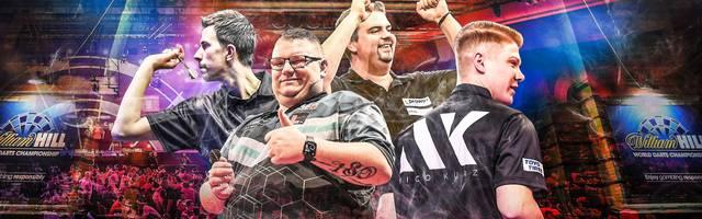 HYLO CARE PDC Europe Superleague Germany im TV