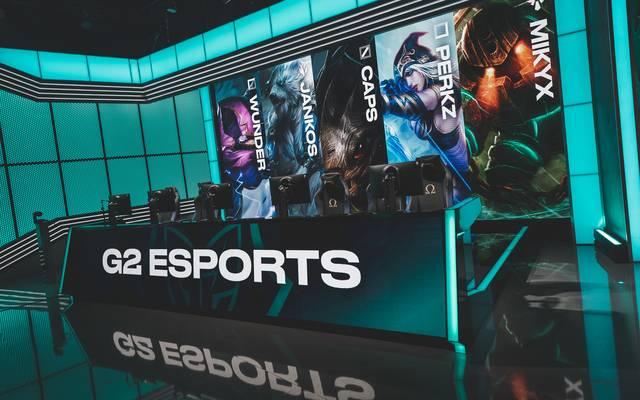 Was ist los bei G2 Esports?