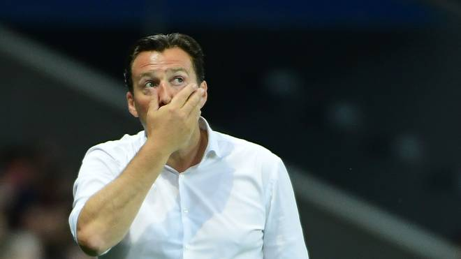 Marc Wilmots wurde als Trainer der belgischen Nationalmannschaft entlassen