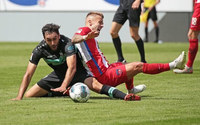Der VfB verpasst den zweiten Sieg im zweiten Spiel