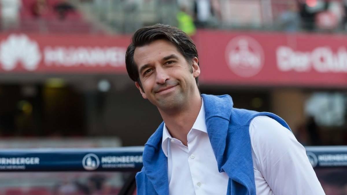 Jonas Boldt entdeckte Marco Neppe während seiner Zeit in Leverkusen