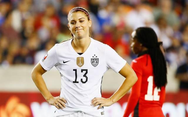 United States v Trinidad & Tobago: Semifinal - 2016 CONCACAF Women's Olympic Qualifying