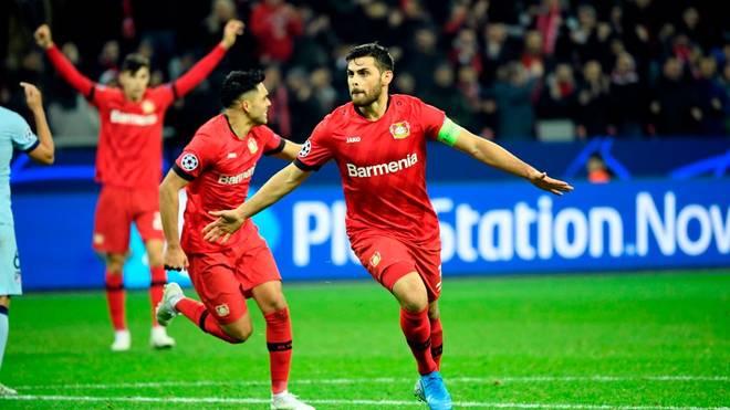 Bayer 04 Leverkusen gastiert am 11. Spieltag der Bundesliga beim VfL Wolfsburg