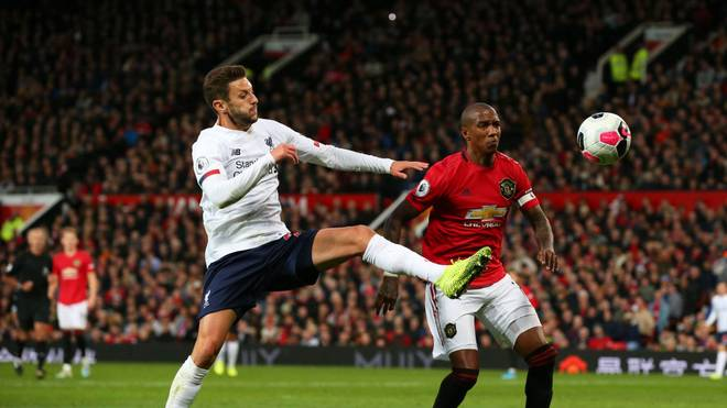 Der FC Liverpool kam im Hinspiel gegen Manchester United nicht über ein Unentschieden hinaus