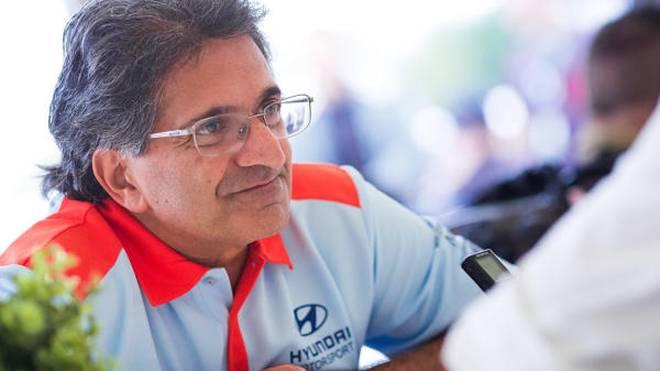 Michel Nandan ist nicht mehr Teamchef von Hyundai in der WRC