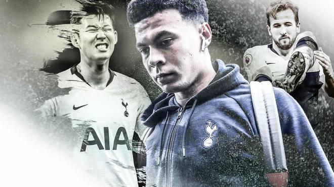 In der entscheidenden Phase der Saison hat Tottenham Hotspur Personalprobleme