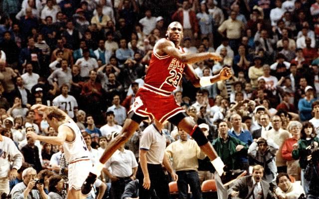 Michael Jordan wurde mit den Bulls sechsmal NBA-Champion