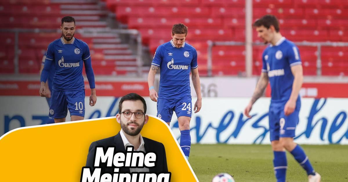 FC Schalke 04 muss sich jetzt mit Würde verabschieden - Kommentar - SPORT1