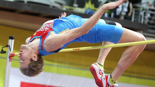 Alexandr Shustov wurde von den Dopingfahndern überführt