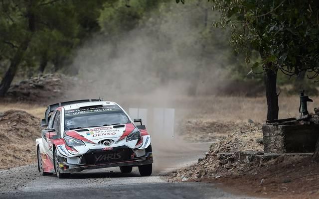 Der Ausfall von WM-Spitzenreiter Ott Tänak bei der Türkei-Rallye sorgt für neue Spannung in der WRC