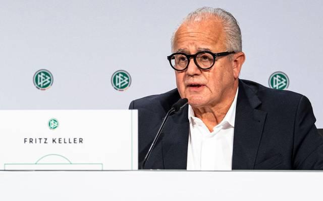 Fritz Keller ist seit September 2019 DFB-Präsident