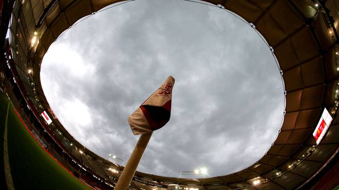 Das Spiel zwischen Stuttgart und dem SV Sandhausen verzögert sich