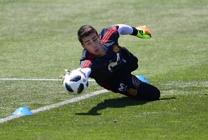 Der Baske Kepa ist der teuerste Torhüter der Welt. Der 23-jährige Spanier wechselt für 80 Millionen Euro von Athletic Bilbao zum FC Chelsea und erhält einen Siebenjahresvertrag