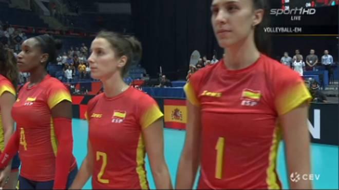 Spanien startet bei der EM gegen die Slowakei