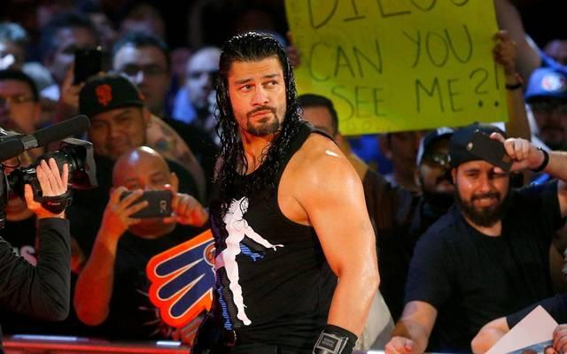 Roman Reigns trifft bei WWE No Mercy 2017 auf John Cena