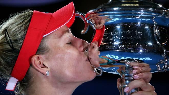 Ein Traum geht in Erfüllung! Kerber gewinnt 2016 die Australian Open