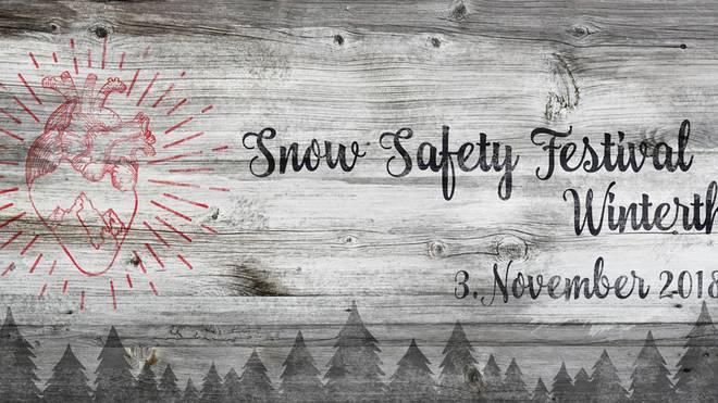 Snow Safety Festival in Winterthur