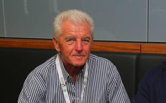 Erich Ribbeck war von 1998 bis 2000 Bundestrainer