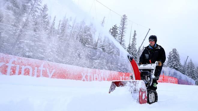 In Beaver Creek sidn seit Mittwoch 30 Zentimeter Schnee gefallen