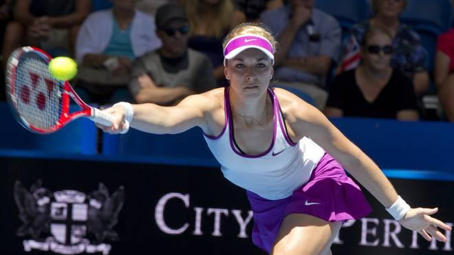 Sabine Lisicki setzte sich gegen Petra Cetkovska durch