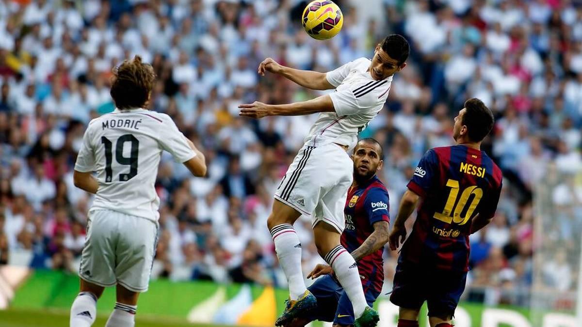 James träumt: Messi-Wechsel zu Ronaldo