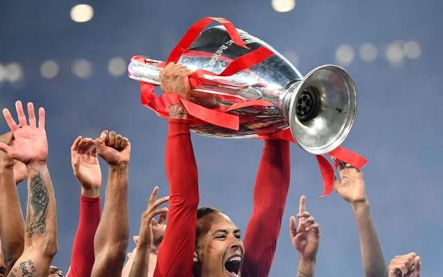 Der FC Liverpool gewann zuletzt die Champions League