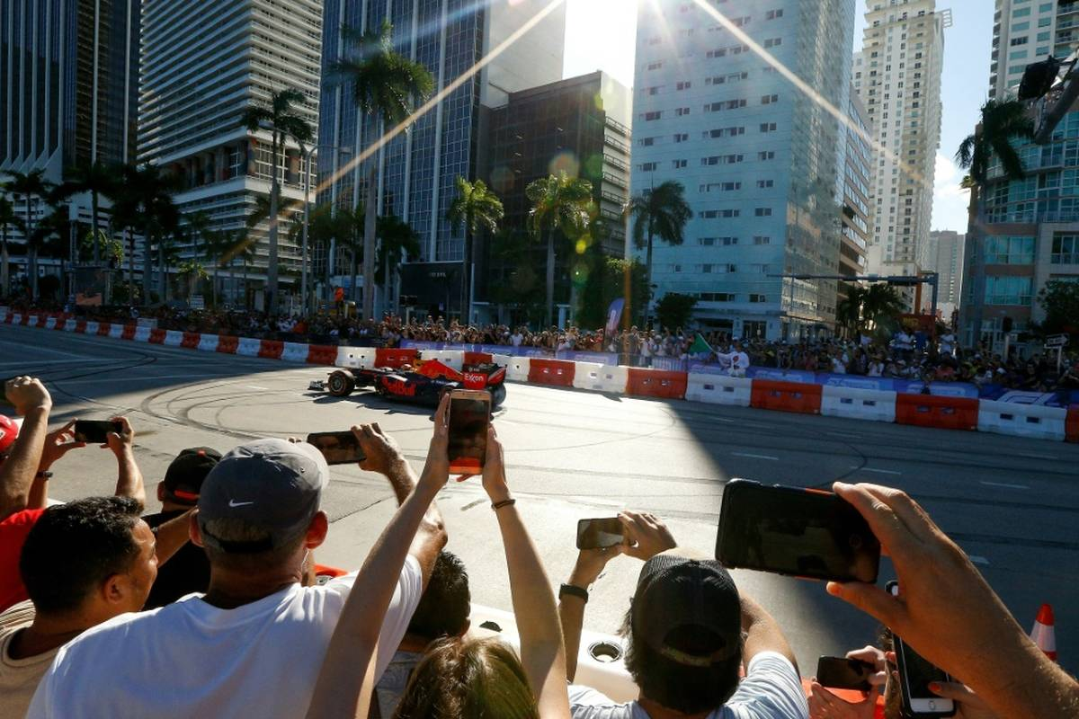 Die Formel 1 gastiert am 8. Mai 2022 erstmals in Miami. Floridas Touristen-Hochburg ist seit 1950 der insgesamt elfte Schauplatz in den USA.