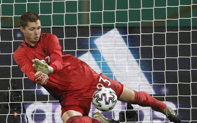U21-Nationaltorwart Lennart Grill darf sich endlich auch in der Bundesliga beweisen
