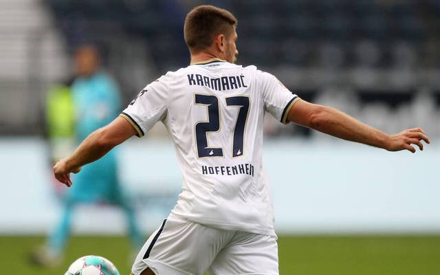 Andrej Kramaric kehrt ins Mannschaftstraining der TSG zurück