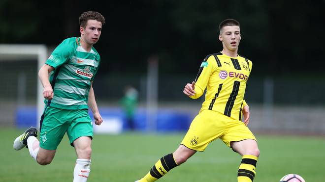 Borussia Dortmund U19, Tobias Raschl