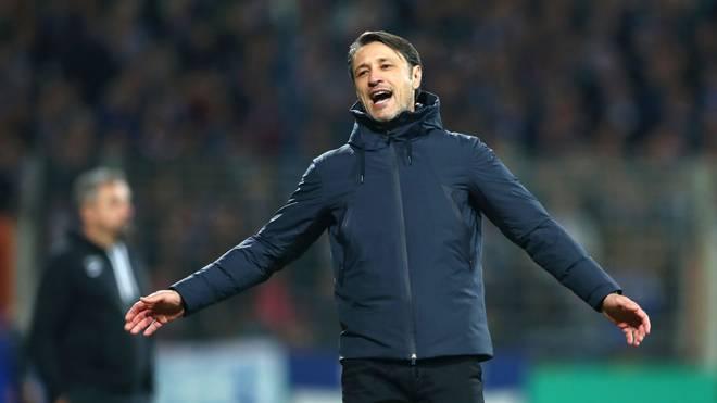 Bayern-Trainer Niko Kovac kritisiert seine Mannschaft nach dem knappen Sieg beim VfL Bochum