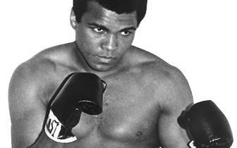 Muhammad Ali gewann 56 seiner 61 Kämpfe