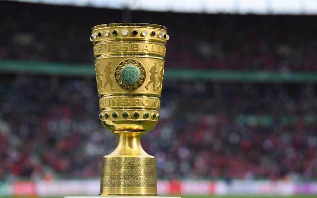 Das Finale des DFB-Pokals findet am 4. Juli statt