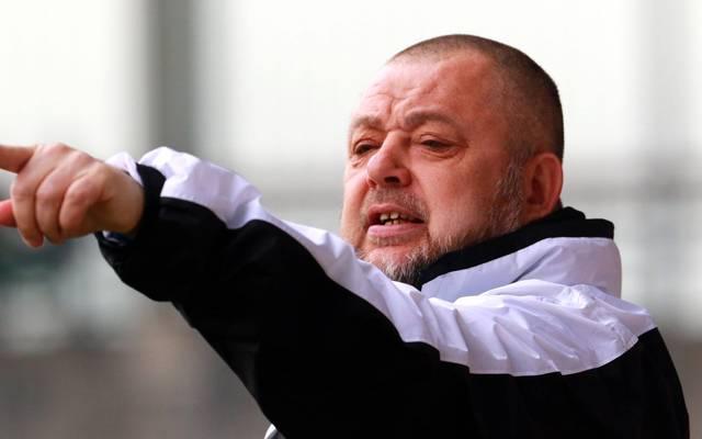 Sven Thoß ist nicht länger Trainer des SC Sand