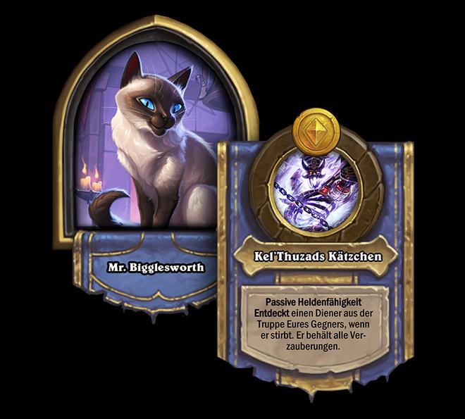 Der neueste Held im Schlachtfeldmodus ist ein Kätzchen