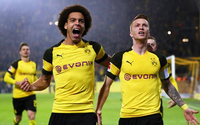 Axel Witsel, Marco Reus - BVB - FC Bayern