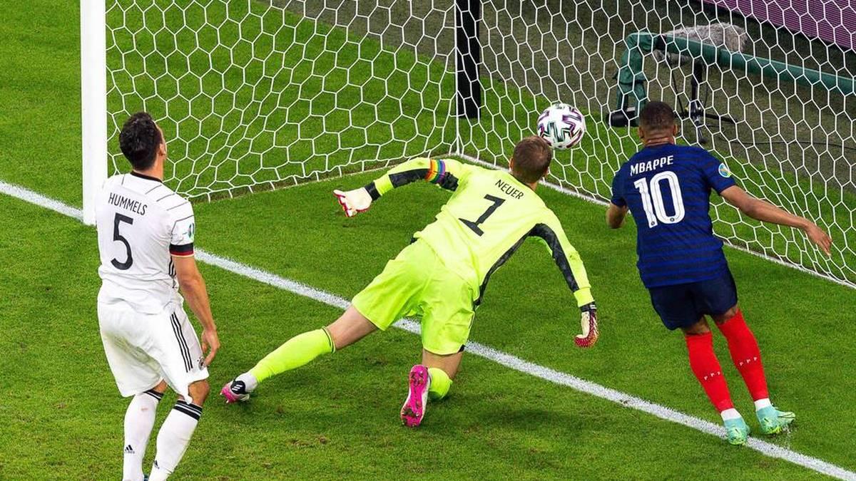 Mats Hummels traf gegen Frankreich unglücklich ins eigene Tor