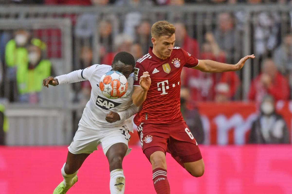Joshua Kimmich vom FC Bayern ist nicht geimpft. Sein gutes Recht oder schlechtes Vorbild. Jetzt abstimmen.