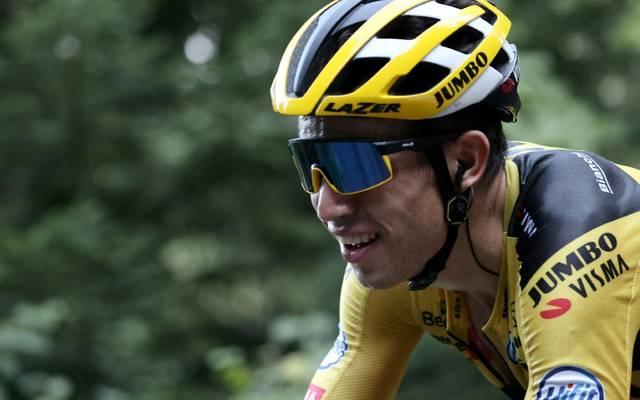 Belgier van Aert gewinnt die erste Etappe der Fernfahrt