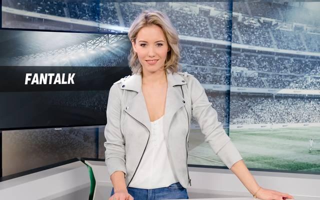 Laura Papendick moderiert künftig den Fantalk auf SPORT1