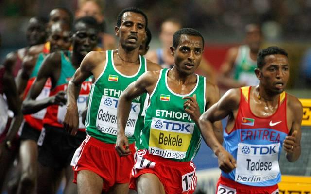 Aktuell werden die 10.000m von Läufern aus Ostafrika dominiert