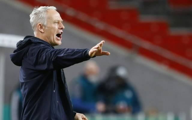 Freiburg-Trainer Christian Streich will die TSG Hoffenheim nicht unterschätzen