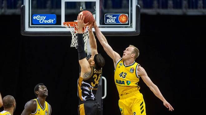 ALBA Berlin unterlag überraschend den Basketball Löwen Braunschweig