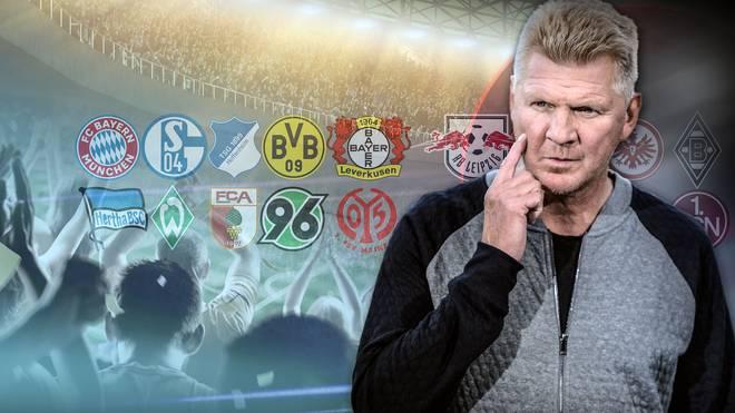 SPORT1-Experte Stefan Effenberg gibt seine Einschätzungen zu den 18 Bundesliga-Teams ab