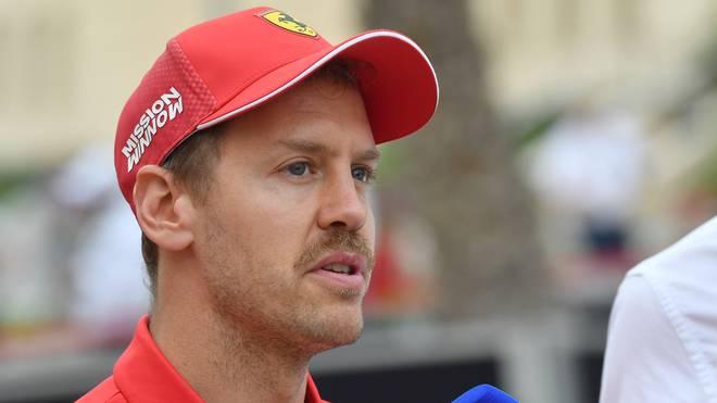 Bahrain, Ferrari, Vettel