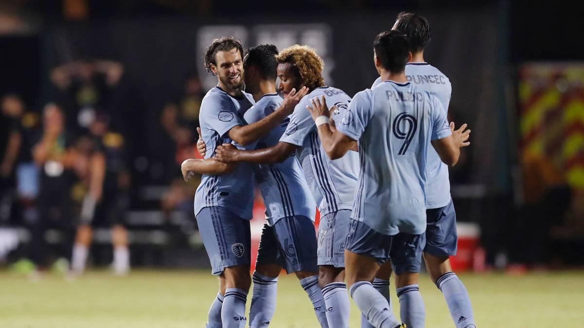 Kansas City gewinnt kurioses MLS-Spiel