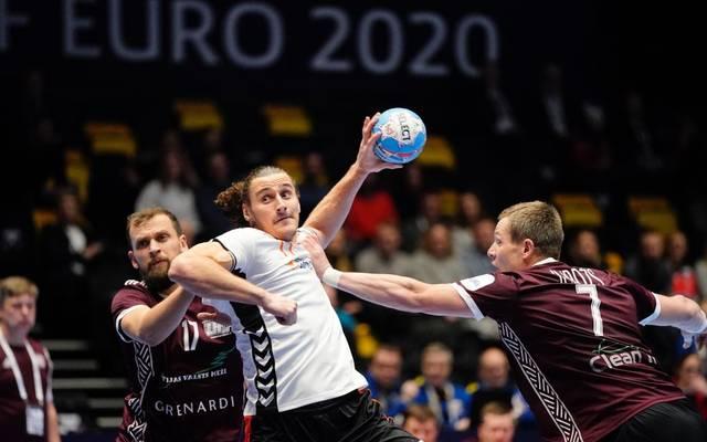 Handball Em 2020 Kroatien Niederlande Und Ungarn Siegen